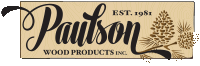 Paulson Wood Products Logo
